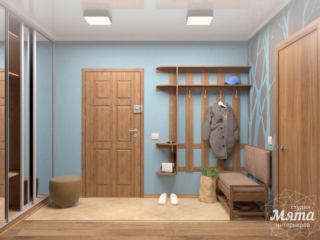 Дизайн интерьера однокомнатной квартиры по ул. Соболева 19 img1100454867