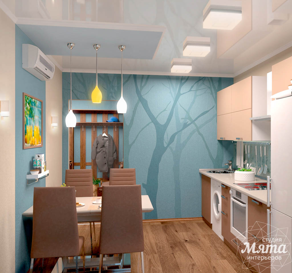 Дизайн интерьера однокомнатной квартиры по ул. Соболева 19 img1710410550