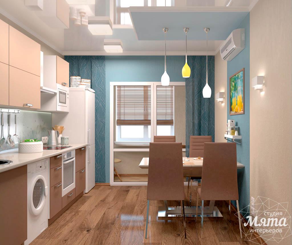 Дизайн интерьера однокомнатной квартиры по ул. Соболева 19 img1911803671