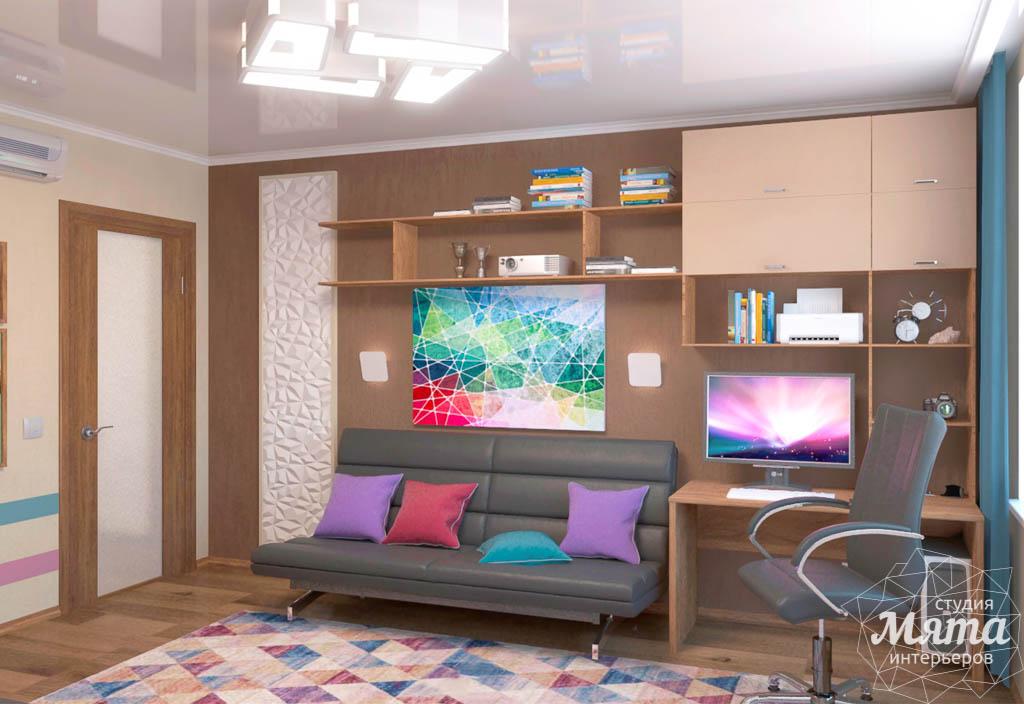 Дизайн интерьера однокомнатной квартиры по ул. Соболева 19 img1281094703