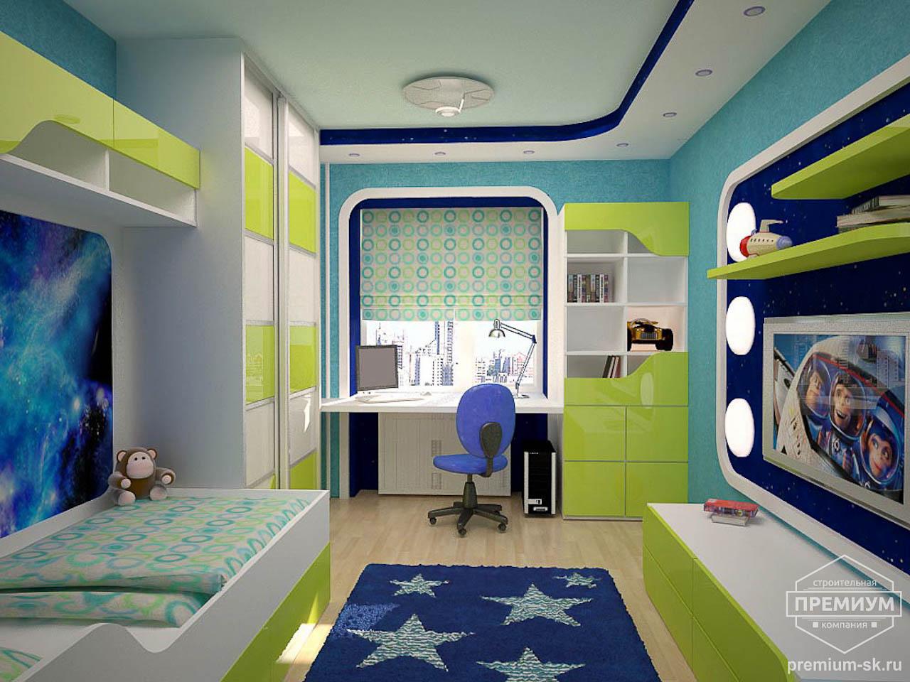 Дизайн интерьера детской по ул. Радищева 33 img239725277