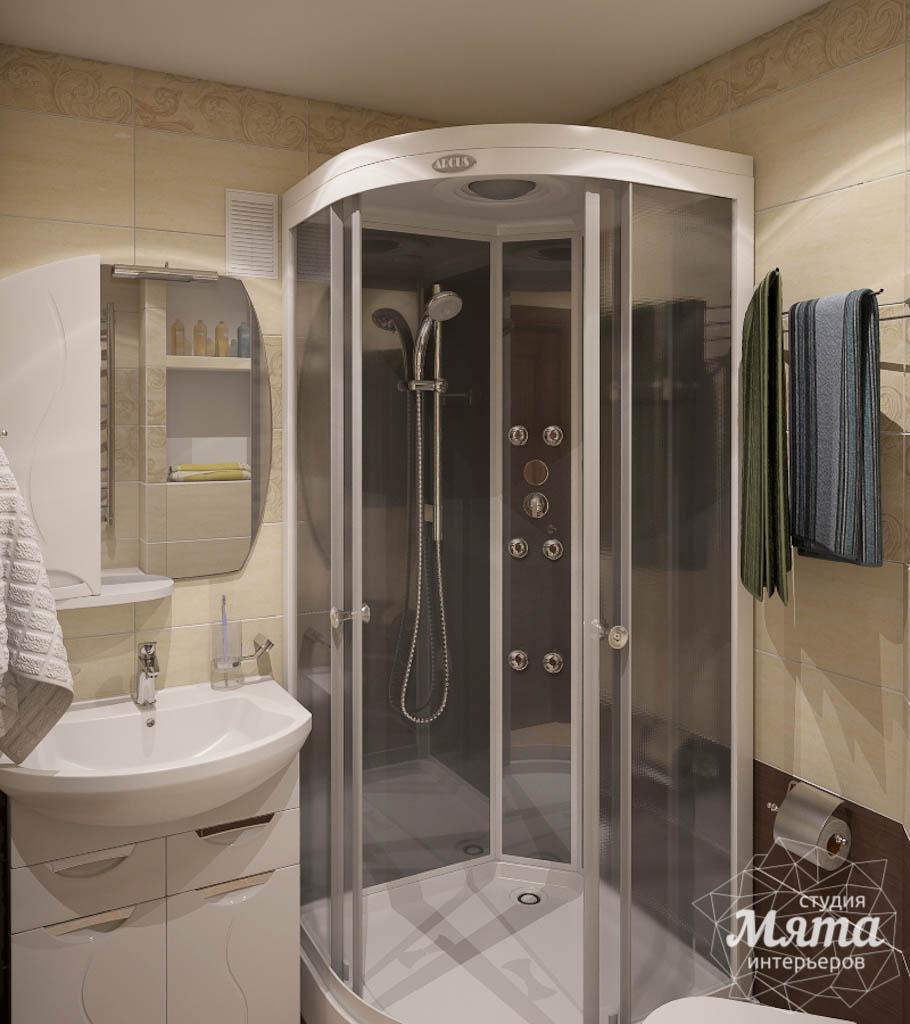 Дизайн интерьера однокомнатной квартиры по ул. 40 лет Октября 11 img1725339453