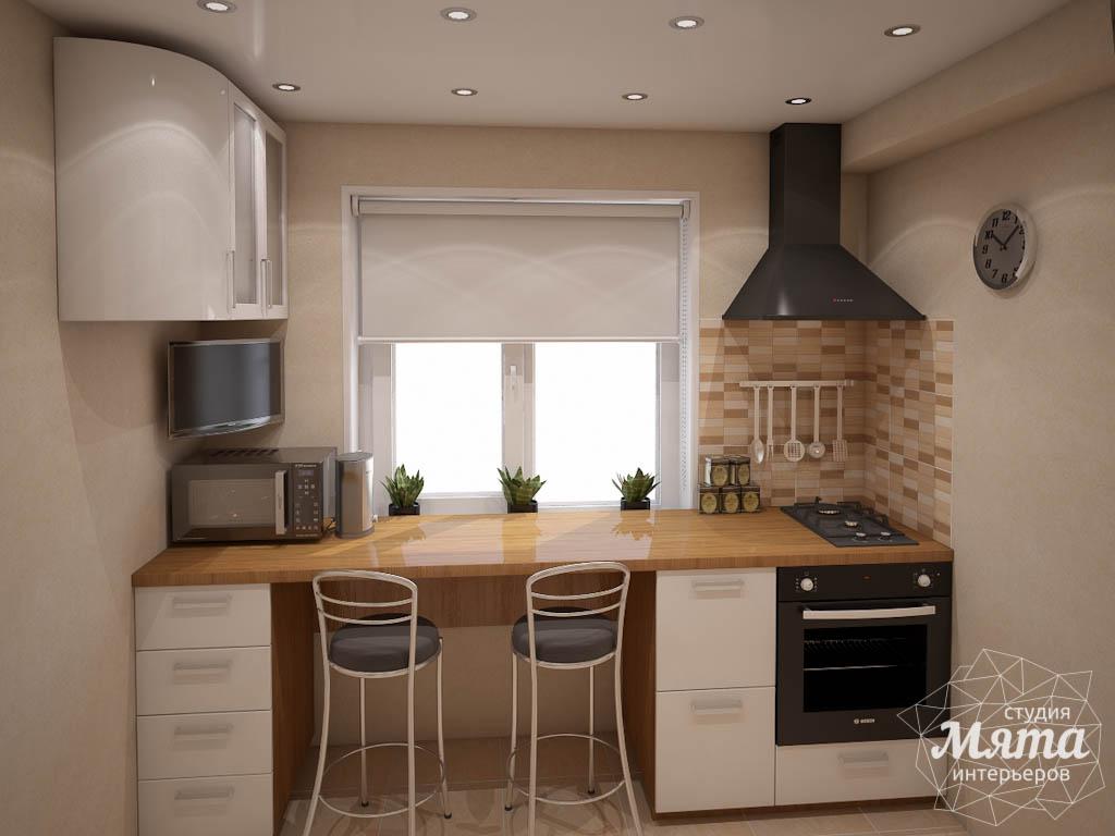 Дизайн интерьера однокомнатной квартиры по ул. 40 лет Октября 11 img367042028
