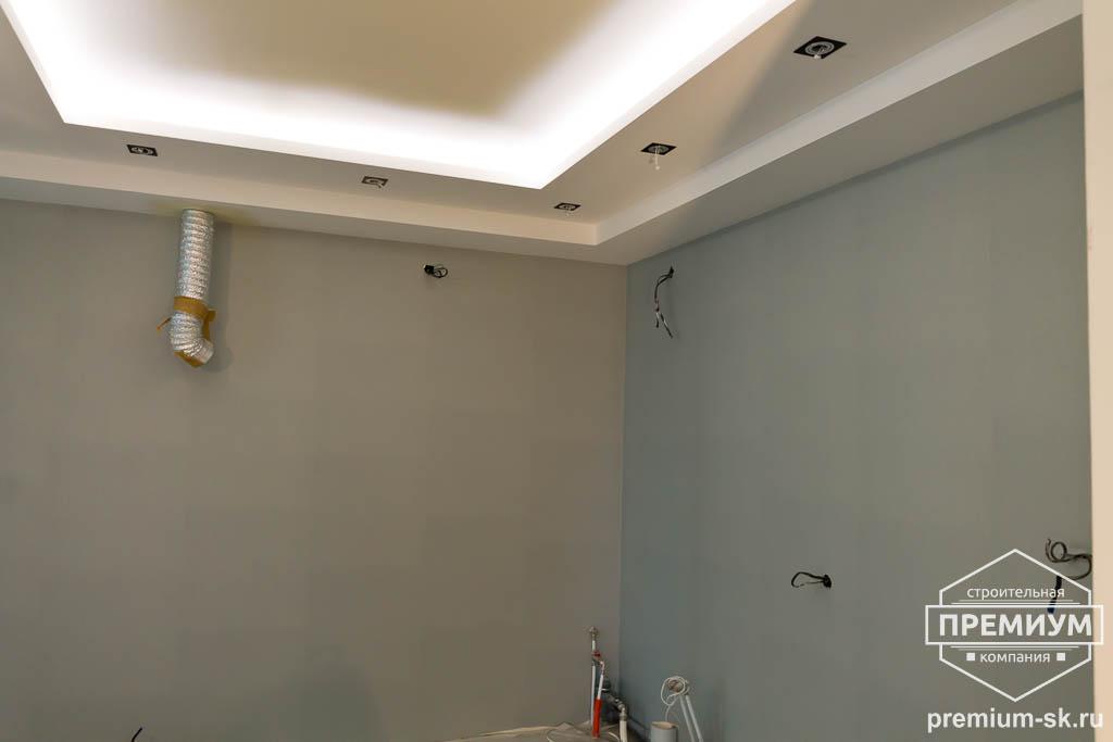 Дизайн интерьера и ремонт четырехкомнатной квартиры по ул. Союзная 2 24