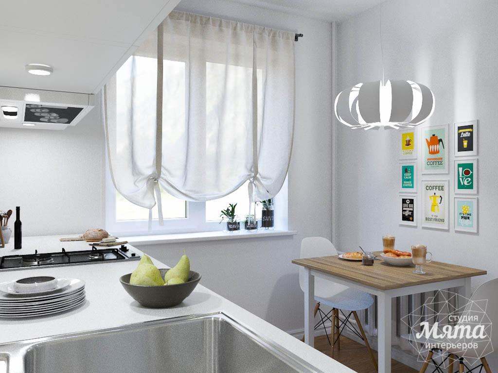 Дизайн интерьера двухкомнатной квартиры по ул. Мира 37а img1260123517