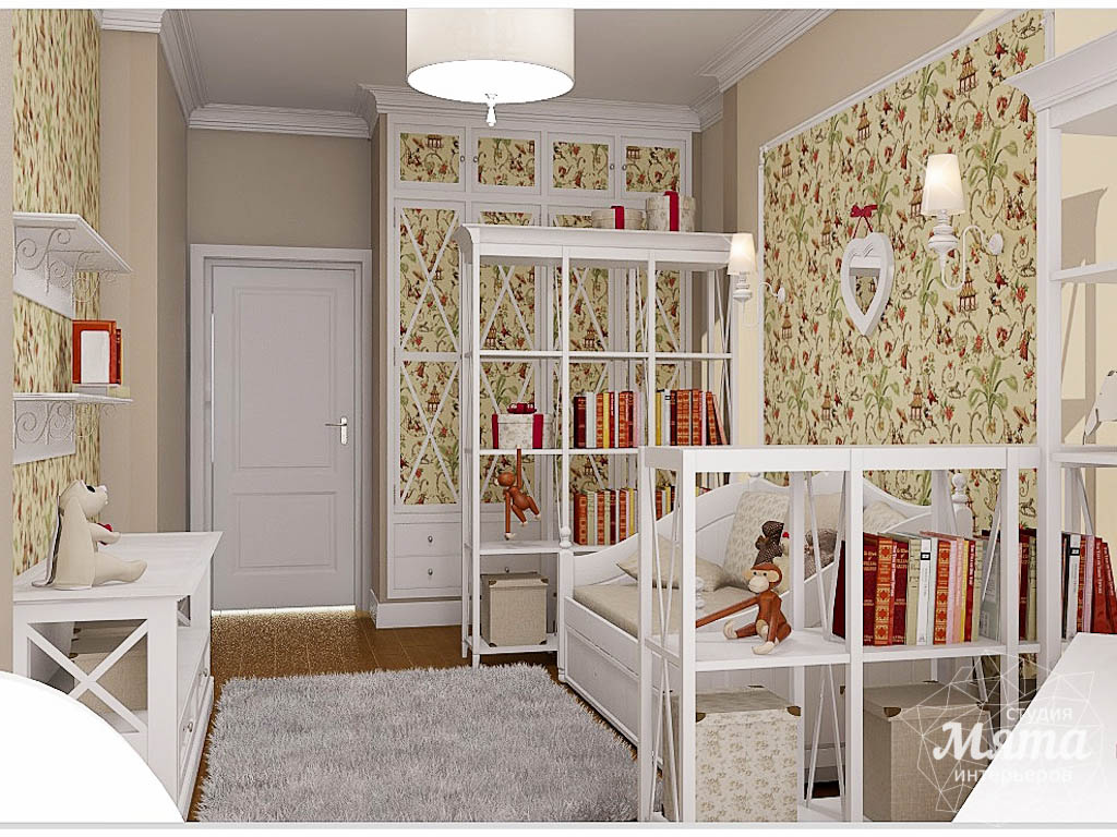 Дизайн интерьера четырехкомнатной квартиры по ул. Шевченко 18 img1749187943