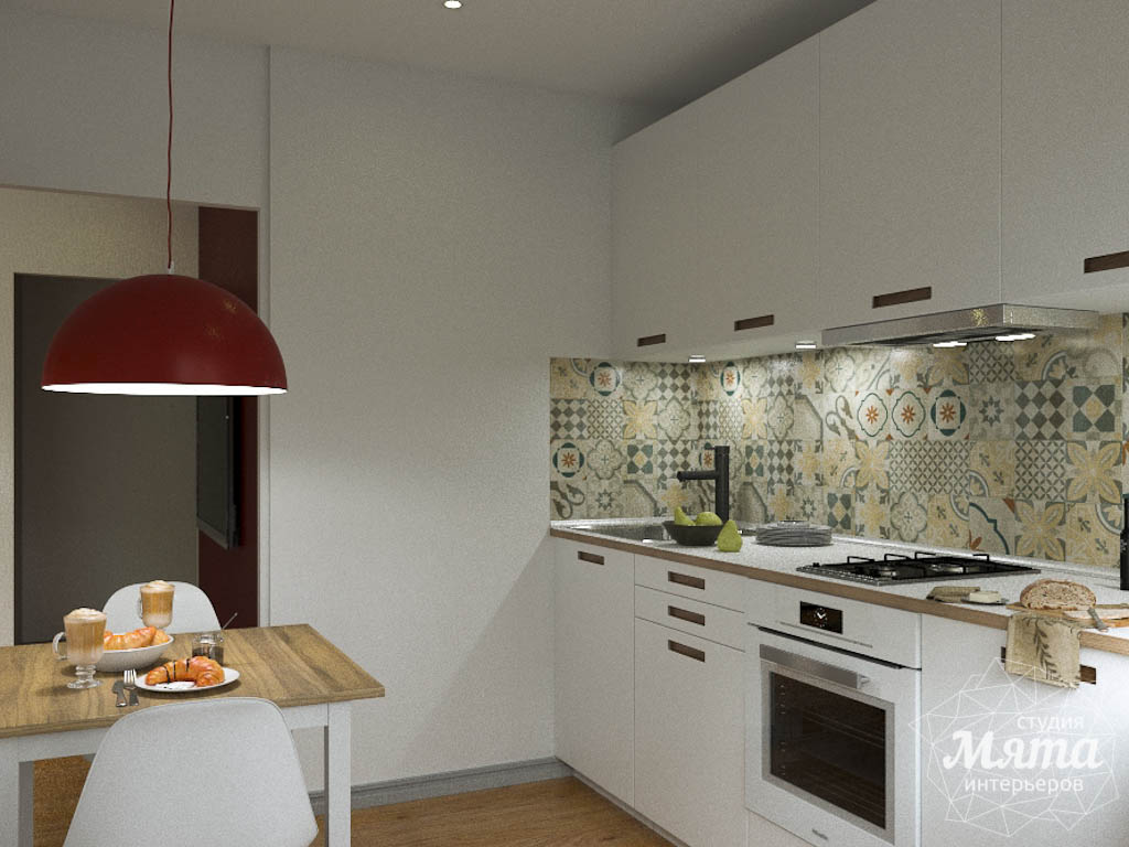 Дизайн интерьера двухкомнатной квартиры по ул. Мира 37а img1887134768
