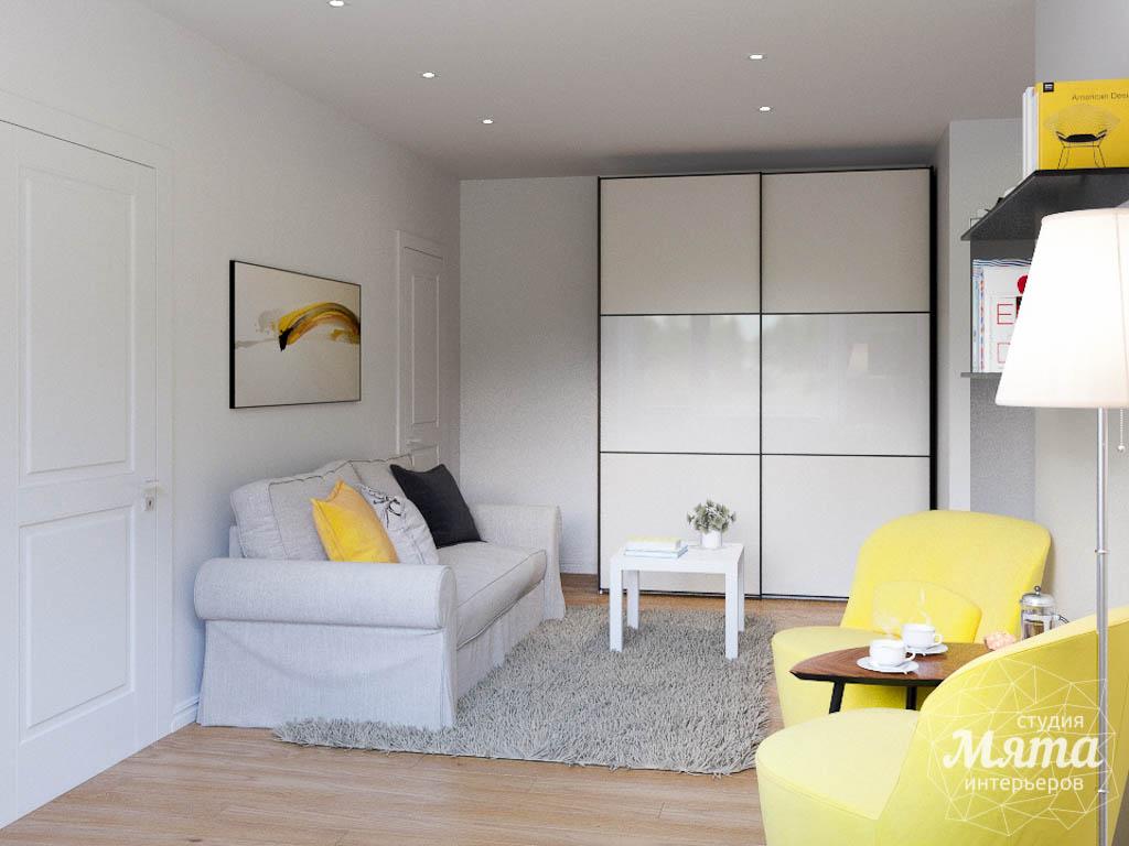 Дизайн интерьера двухкомнатной квартиры по ул. Мира 37а img1957462852