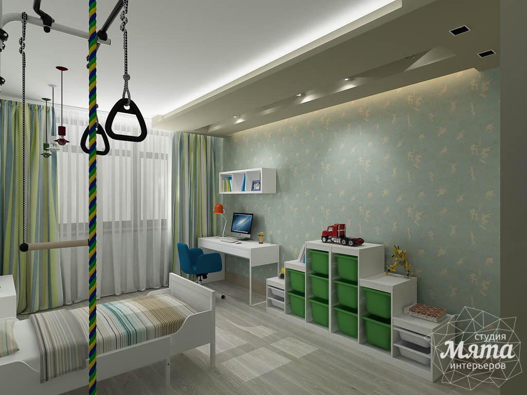 Дизайн интерьера и ремонт четырехкомнатной квартиры по ул. Союзная 2 img910948589