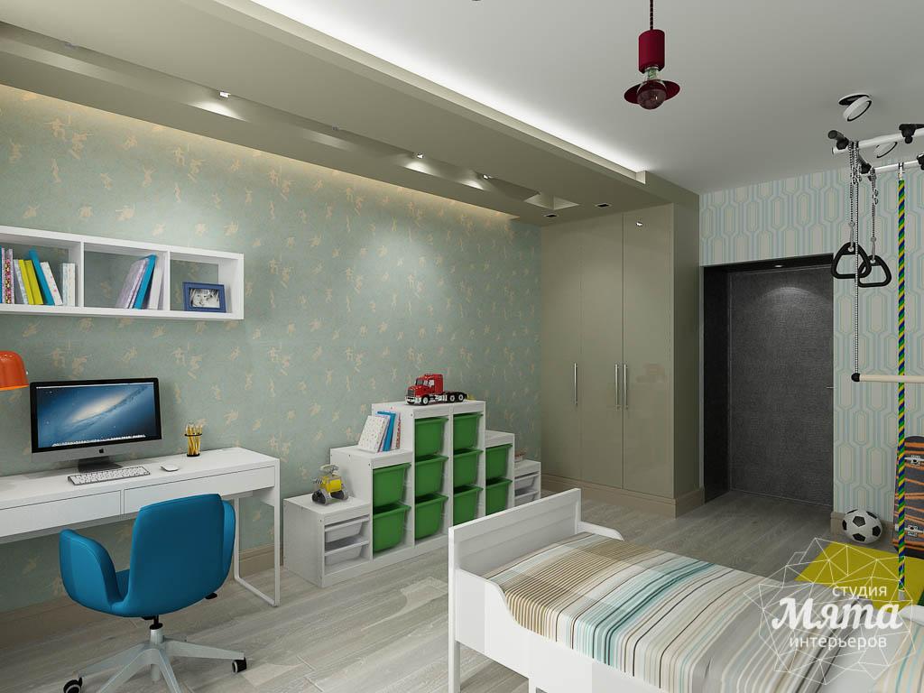Дизайн интерьера и ремонт четырехкомнатной квартиры по ул. Союзная 2 img788326051