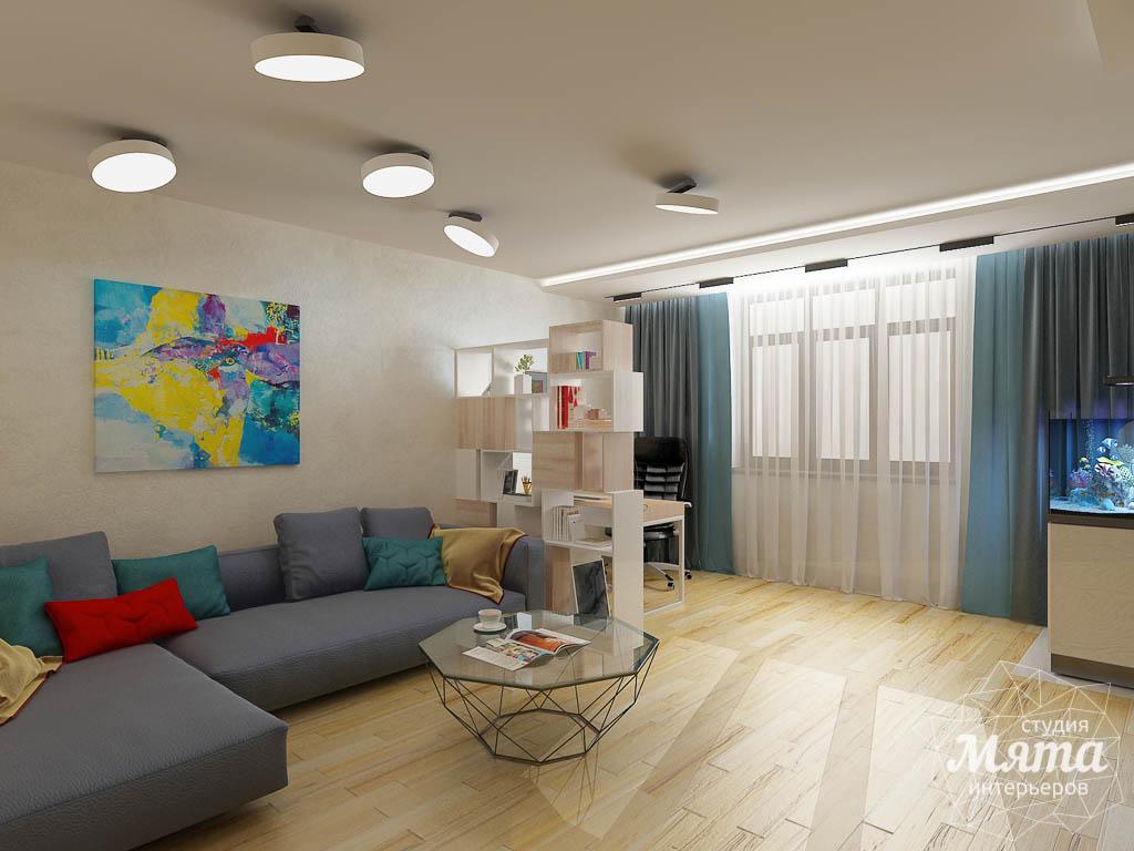 Дизайн интерьера и ремонт четырехкомнатной квартиры по ул. Союзная 2 img1822098797