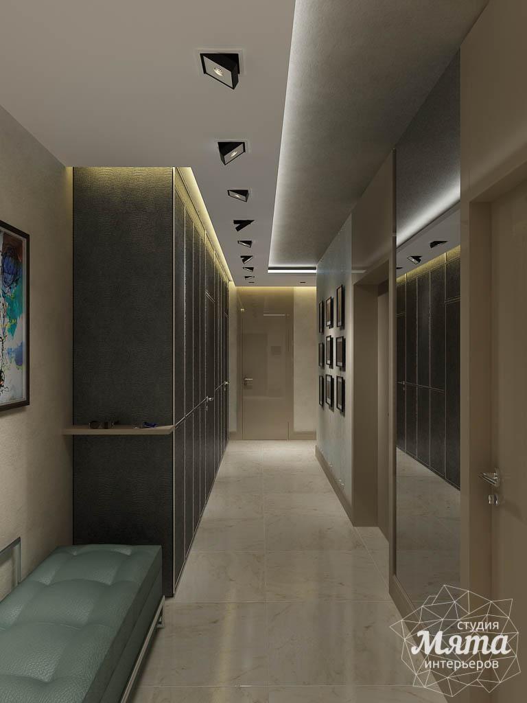 Дизайн интерьера и ремонт четырехкомнатной квартиры по ул. Союзная 2 img847162841