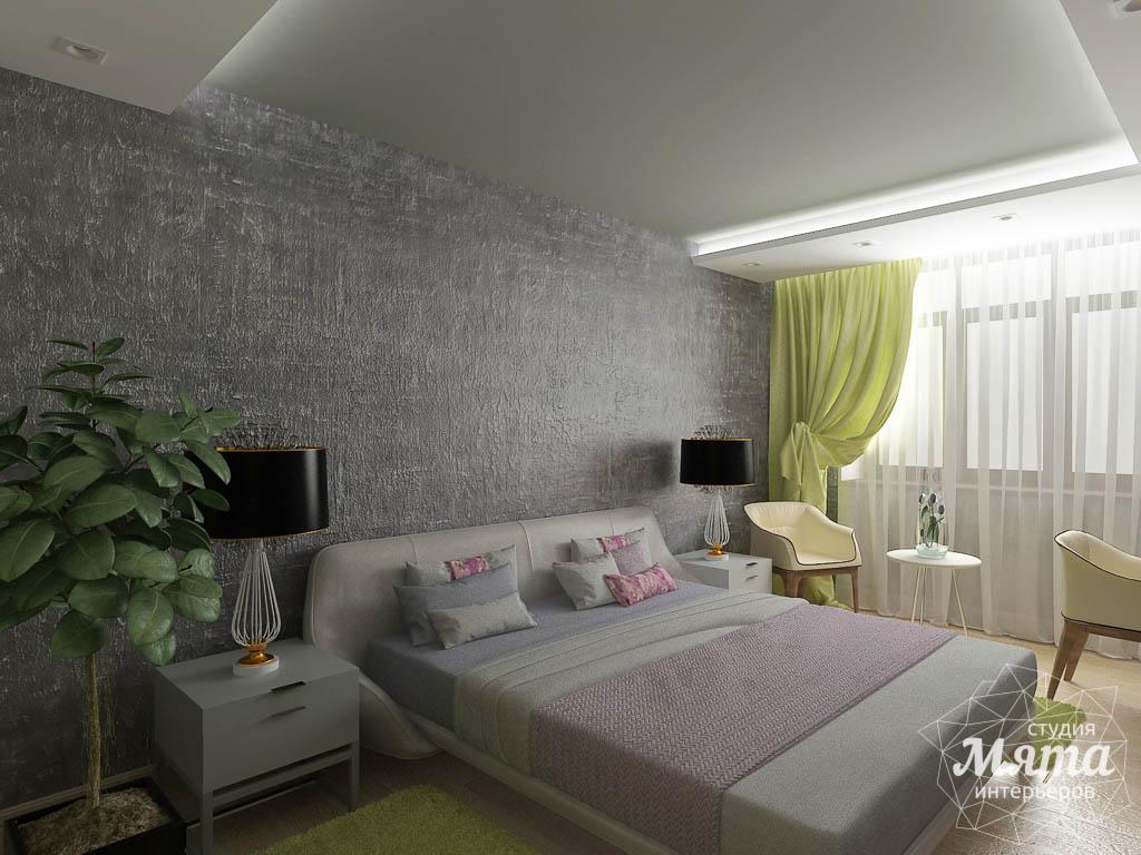 Дизайн интерьера и ремонт четырехкомнатной квартиры по ул. Союзная 2 img462638836