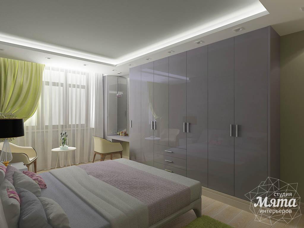 Дизайн интерьера и ремонт четырехкомнатной квартиры по ул. Союзная 2 img2104829906