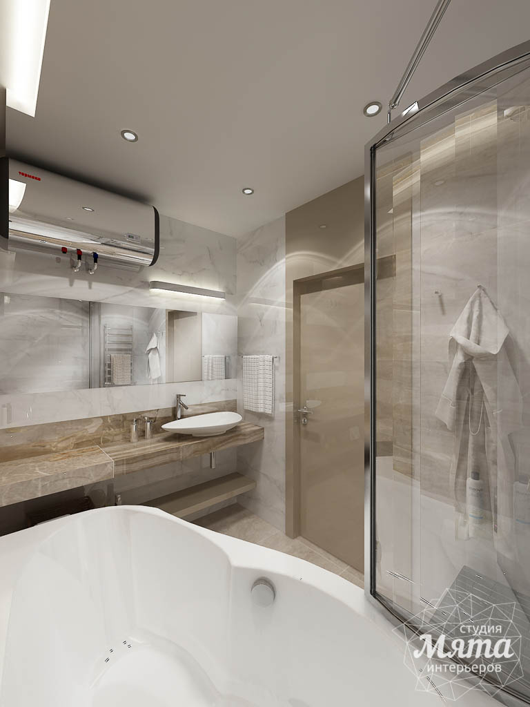 Дизайн интерьера и ремонт четырехкомнатной квартиры по ул. Союзная 2 img1244494553