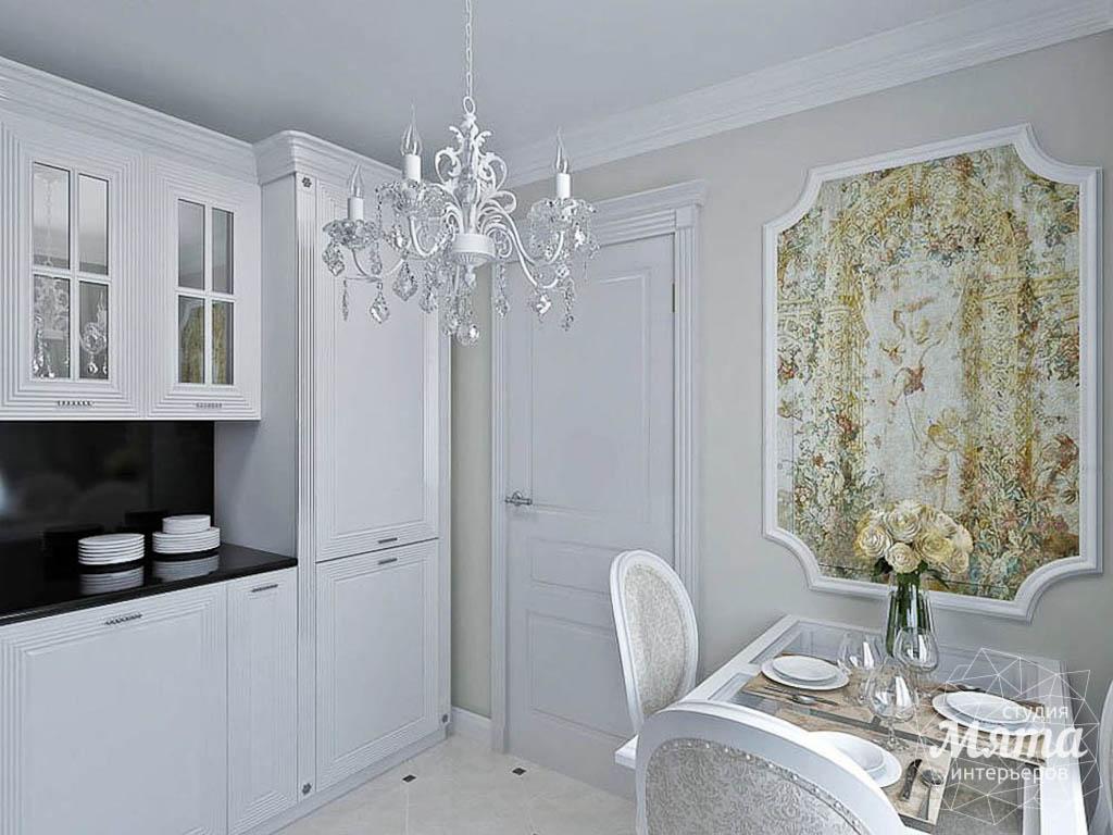 Дизайн интерьера однокомнатной квартиры по ул. Шевченко 19 img2076466027