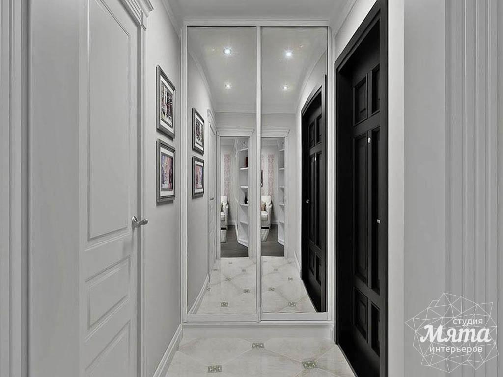 Дизайн интерьера однокомнатной квартиры по ул. Шевченко 19 img2084601126