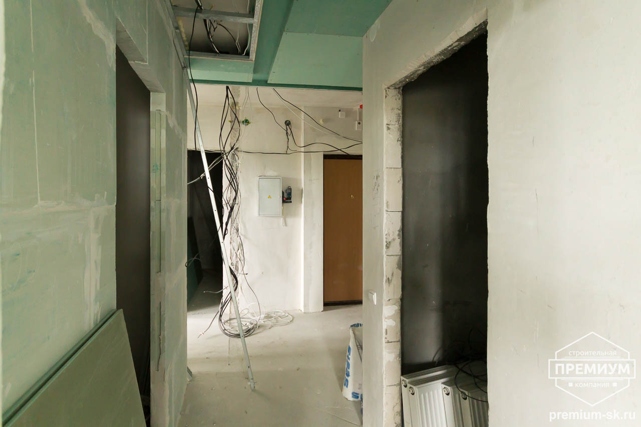 Дизайн интерьера и ремонт трехкомнатной квартиры по ул. Татищева 49 69
