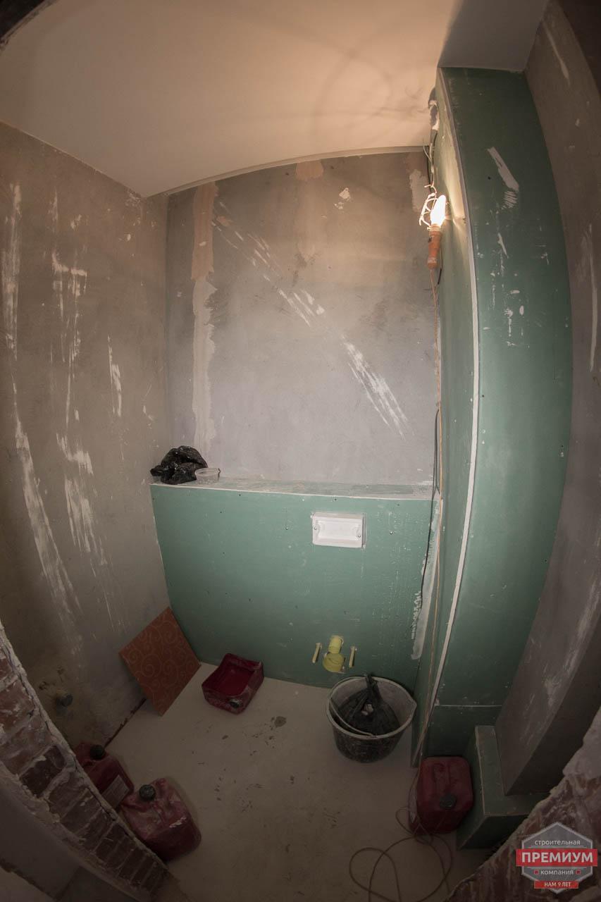 Дизайн интерьера и ремонт трехкомнатной квартиры в Карасьозерском 2 24