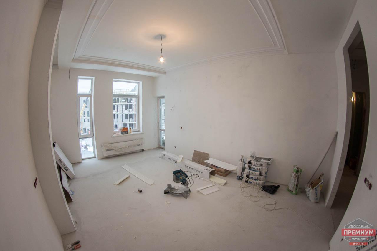 Дизайн интерьера и ремонт трехкомнатной квартиры в Карасьозерском 2 26