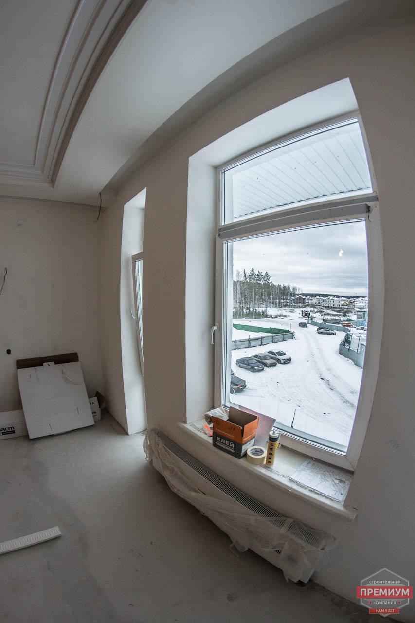 Дизайн интерьера и ремонт трехкомнатной квартиры в Карасьозерском 2 28