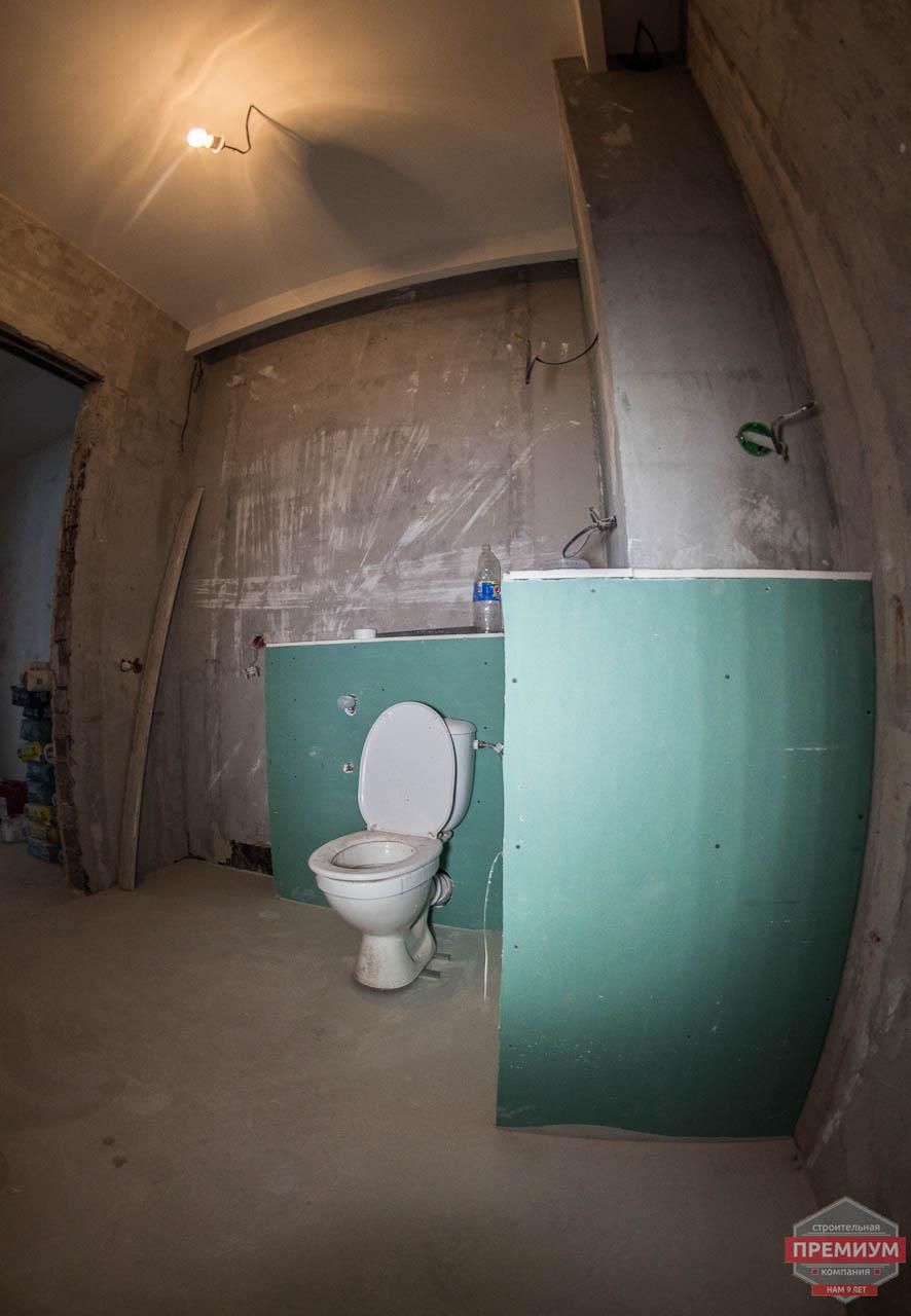 Дизайн интерьера и ремонт трехкомнатной квартиры в Карасьозерском 2 31