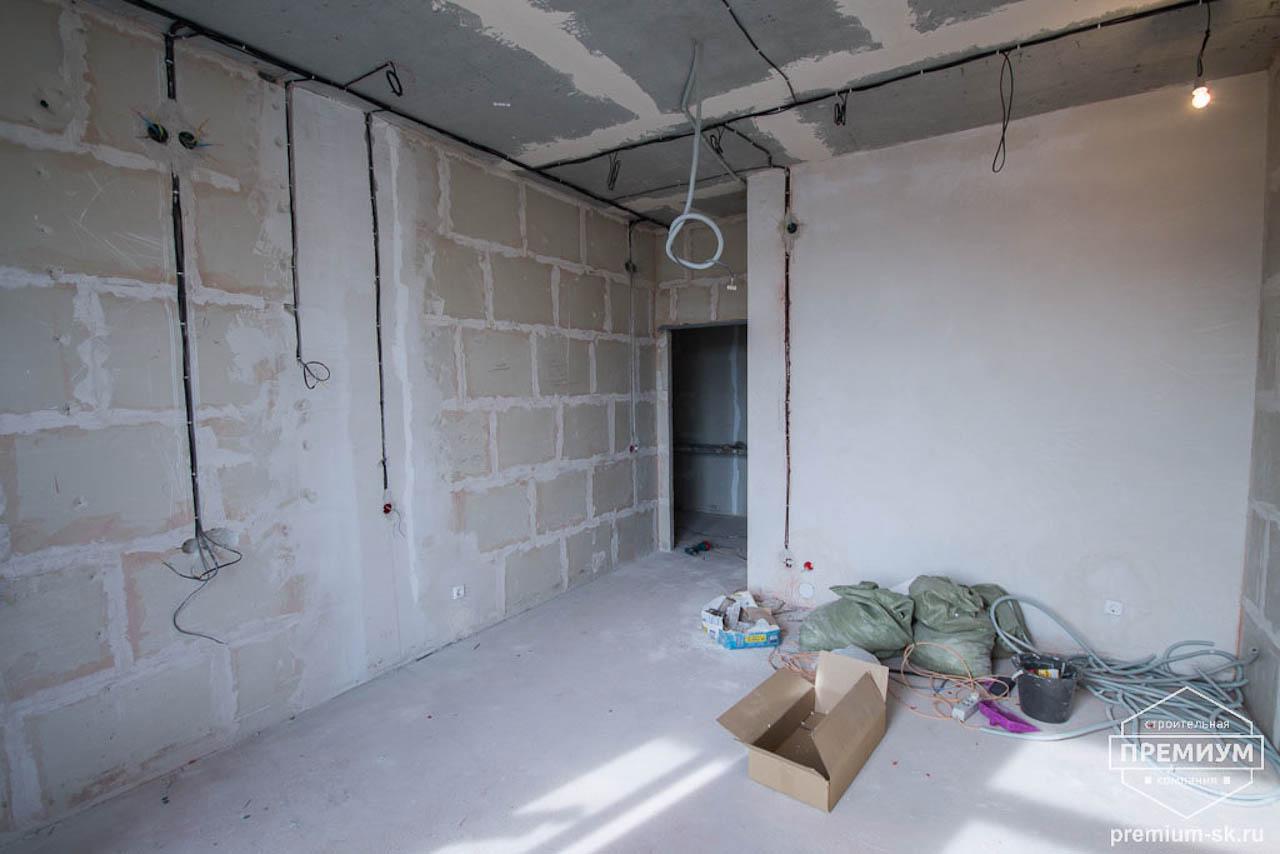 Дизайн интерьера и ремонт трехкомнатной квартиры в Карасьозерском 2 38