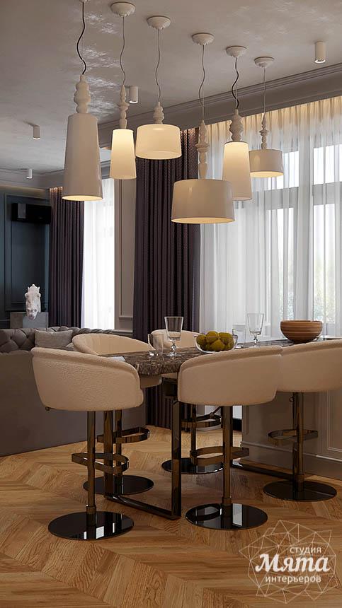 Дизайн интерьера четырехкомнатной квартиры в Новосибирске img317842525
