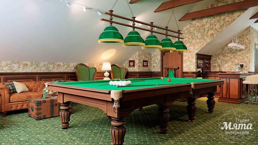 Дизайн интерьера бильярдной в п. Палникс img40622351