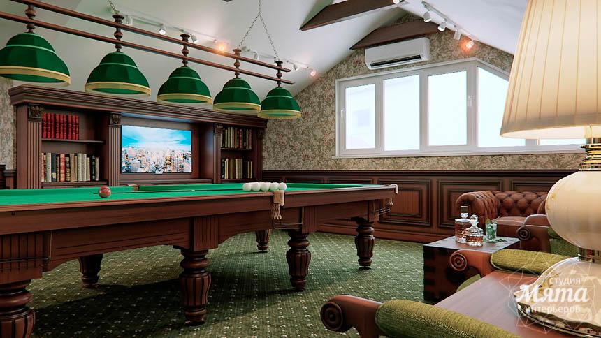 Дизайн интерьера бильярдной в п. Палникс img2097565433