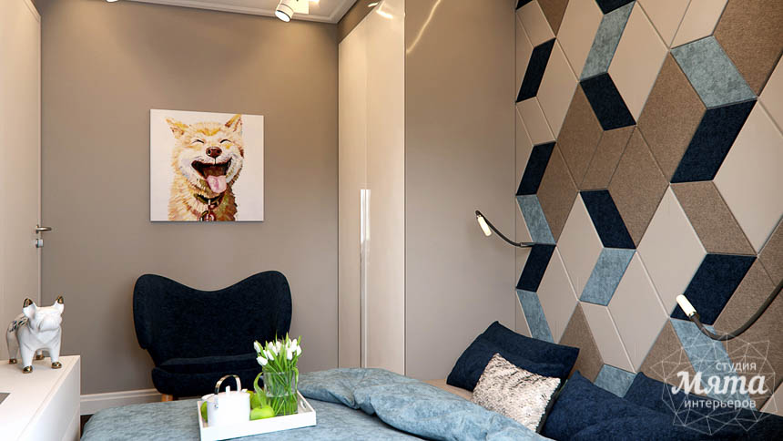 Дизайн интерьера трехкомнатной квартиры по ул. Шейнкмана 88 img382714530