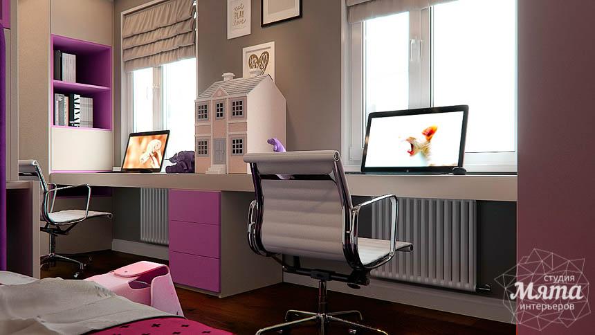 Дизайн интерьера трехкомнатной квартиры по ул. Шейнкмана 88 img127538731