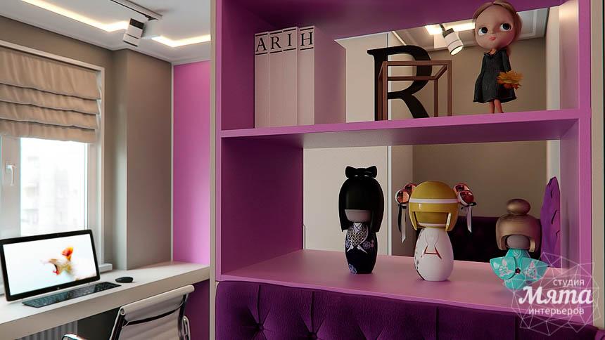 Дизайн интерьера трехкомнатной квартиры по ул. Шейнкмана 88 img865841399