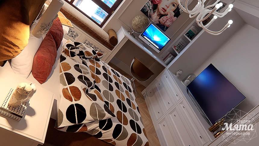 Дизайн интерьера четырехкомнатной квартиры в Новосибирске img121516007
