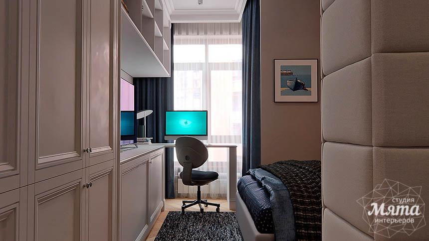 Дизайн интерьера четырехкомнатной квартиры в Новосибирске img2063597682