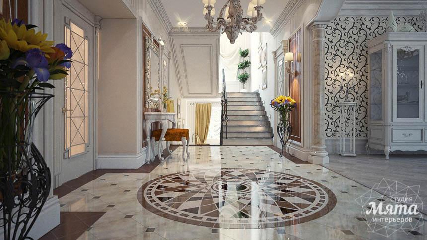 Дизайн интерьера коттеджа в Сочи img612612847