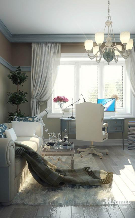 Дизайн интерьера коттеджа в Сочи img1434699469