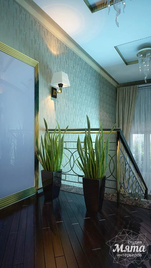 Дизайн интерьера коттеджа в Новосибирске  img701370222