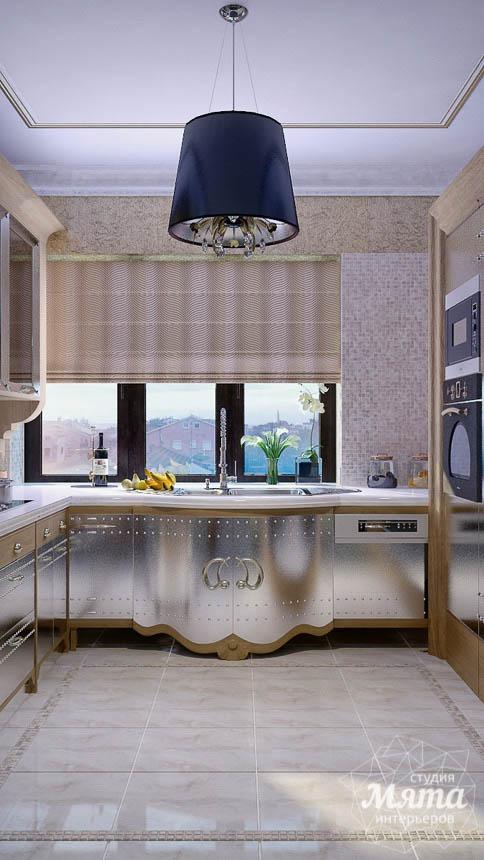 Дизайн интерьера коттеджа в Новосибирске  img596698736
