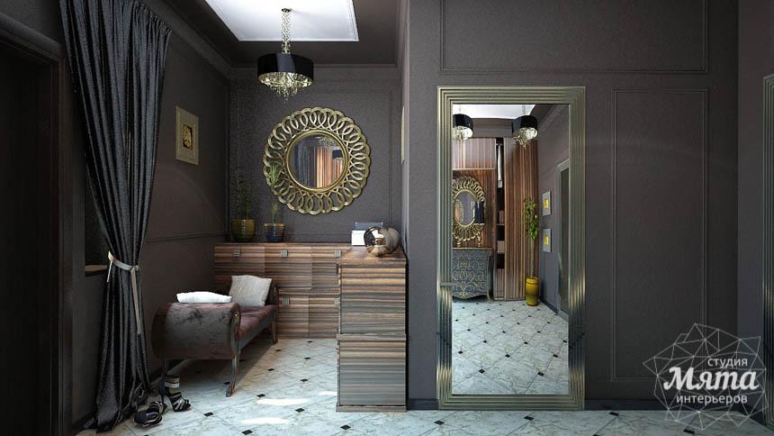 Дизайн интерьера коттеджа в Новосибирске  img1686023373