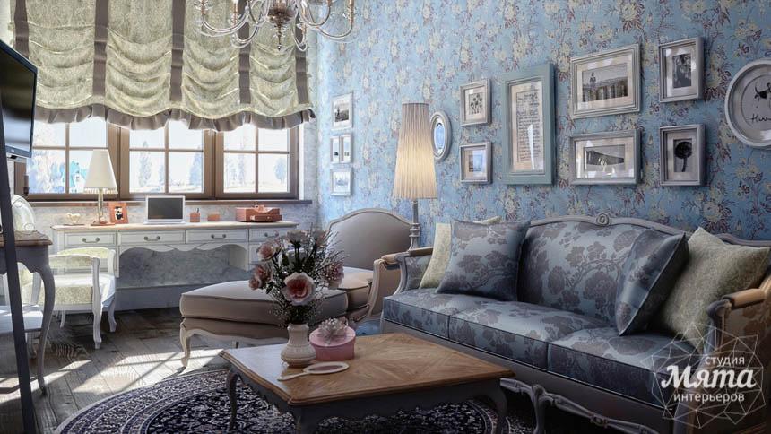 Дизайн интерьера коттеджа в Ханты-Мансийске img666344307