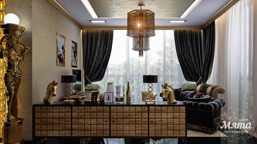 Дизайн интерьера коттеджа в Краснодаре img332248038