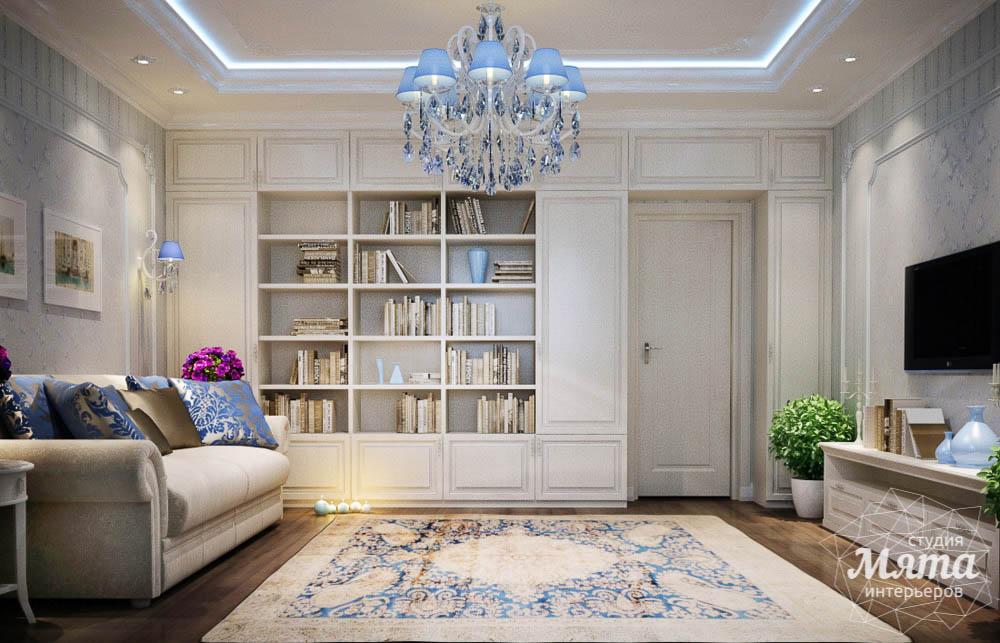 Дизайн интерьера четырехкомнатной квартиры по ул. Куйбышева 98 img2082392526