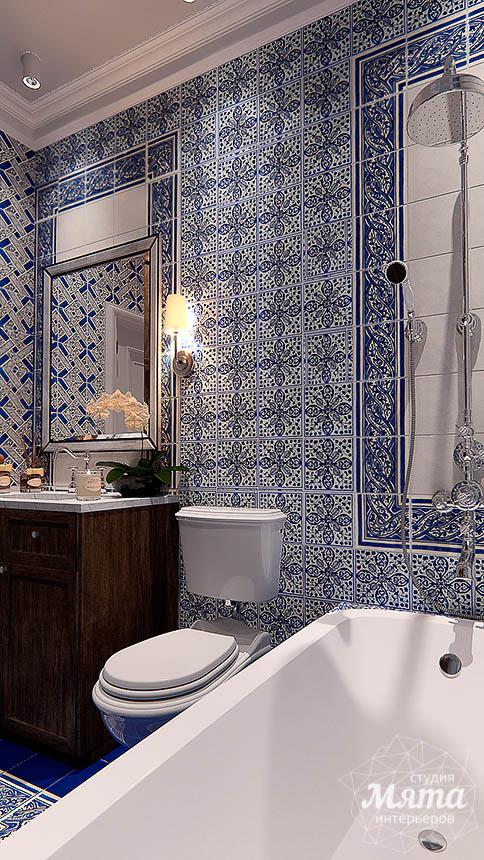 Дизайн интерьера четырехкомнатной квартиры в Новосибирске img155715064