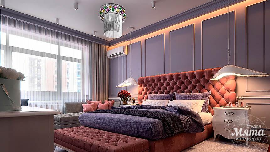 Дизайн интерьера четырехкомнатной квартиры в Новосибирске img411445114