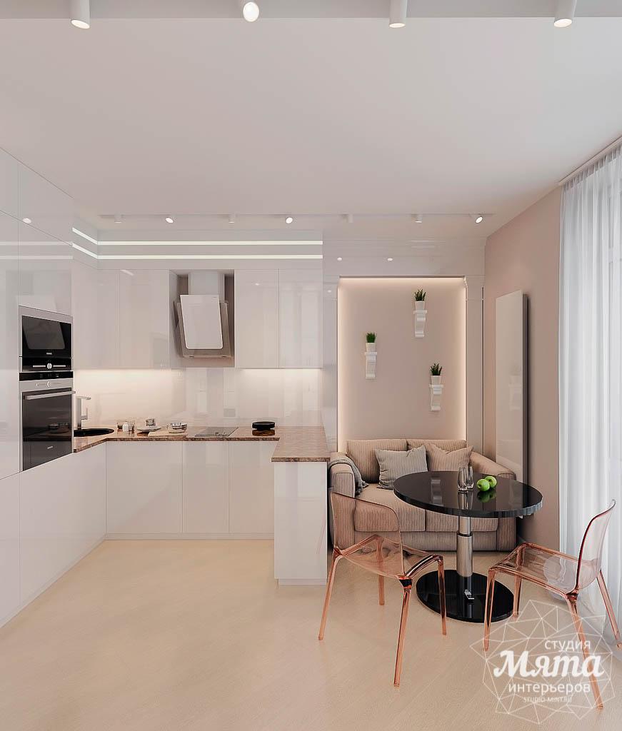 Дизайн интерьера однокомнатной квартиры в ЖК Крылов (1 очередь) img1151848172