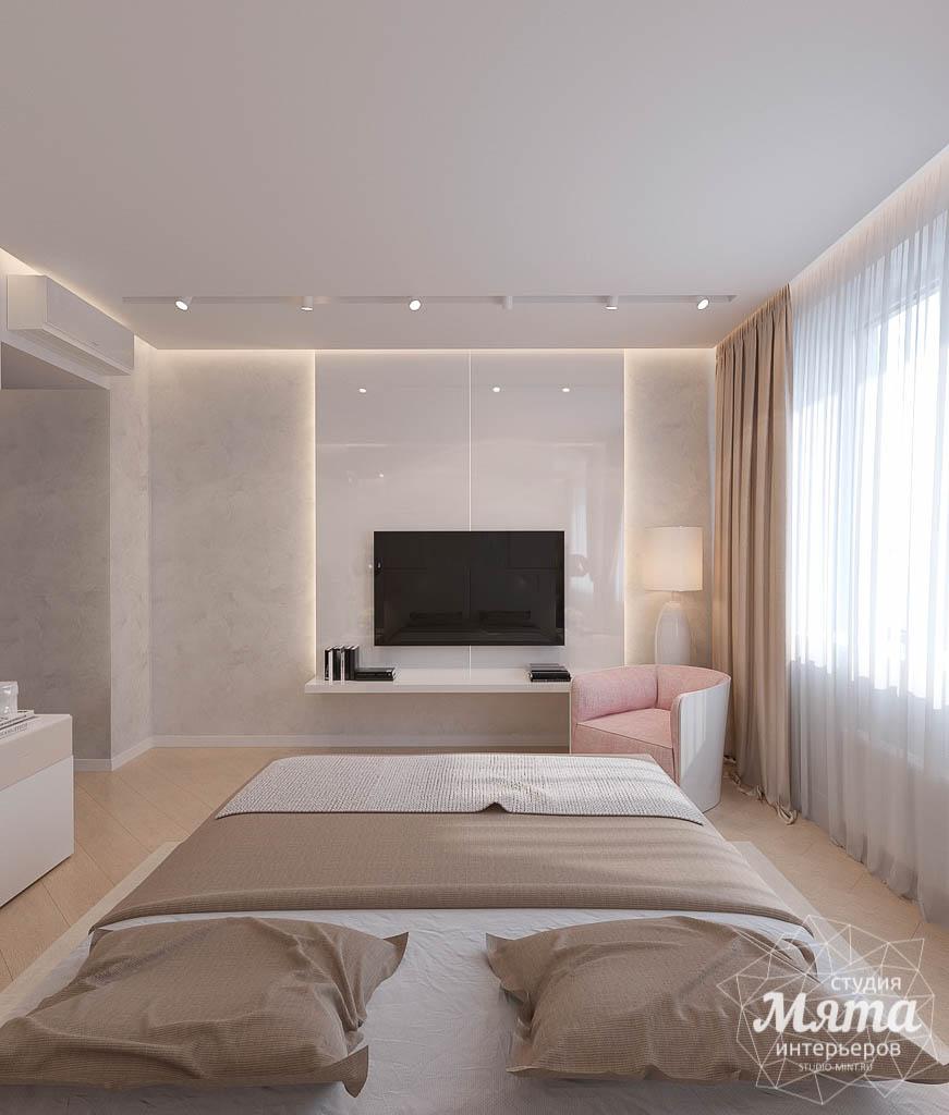 Дизайн интерьера однокомнатной квартиры в ЖК Крылов (1 очередь) img706761047