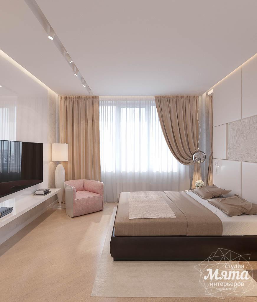 Дизайн интерьера однокомнатной квартиры в ЖК Крылов (1 очередь) img396558199