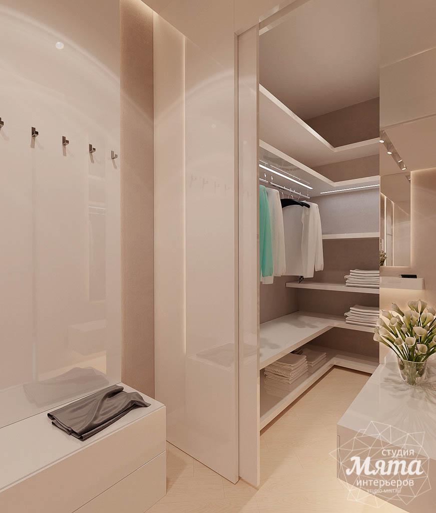 Дизайн интерьера однокомнатной квартиры в ЖК Крылов (1 очередь) img1011159967