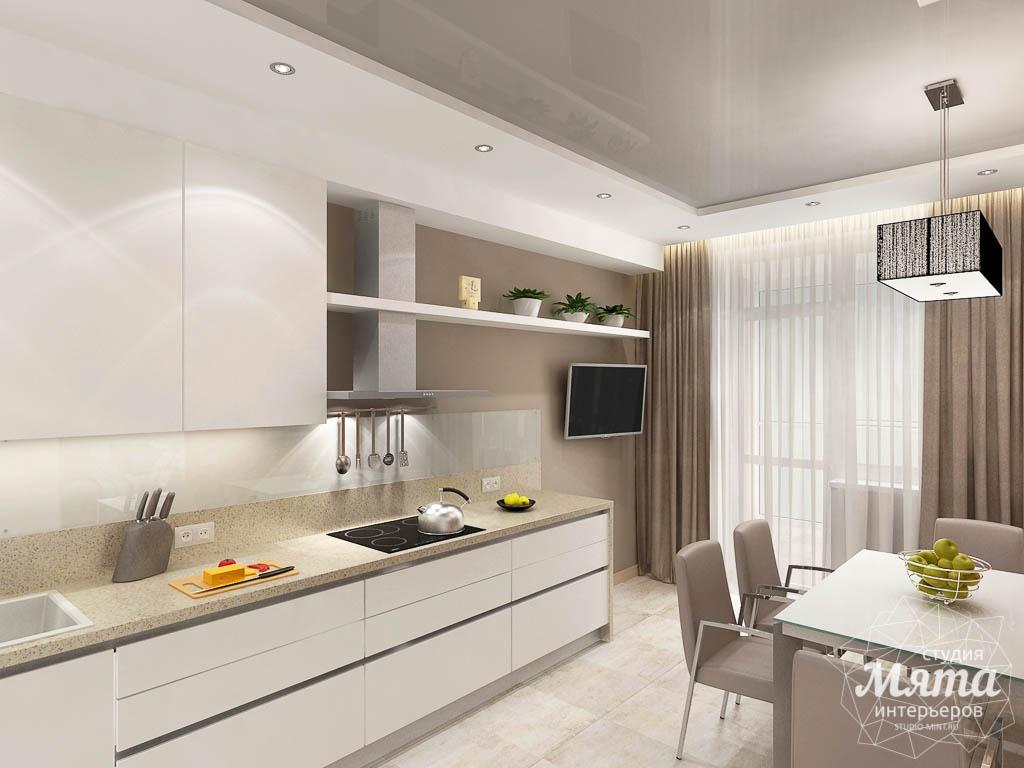 Дизайн интерьера трехкомнатной квартиры по ул. Куйбышева 21 img257727270